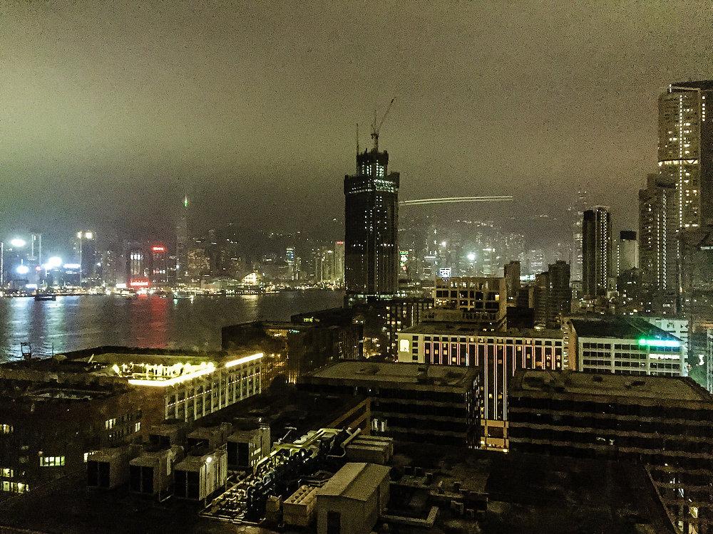 Hongkong, Decemer 2015